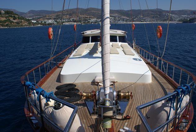 Aegean Pearl Luxury Gulet