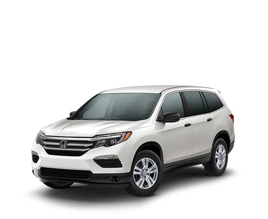 2016 Honda Pilot - Options and Pricing - Official Site