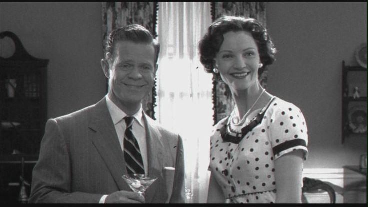 Joan allen and william h macy in pleasantville 1998