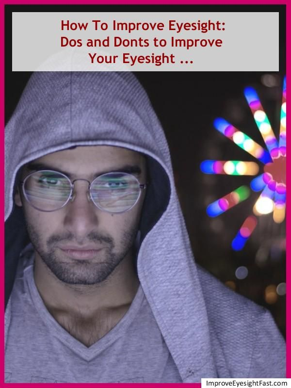 Simple Trick To Improve Vision In 7 Days Eye Sight Improvement Eye Exercises Eyesight Problems