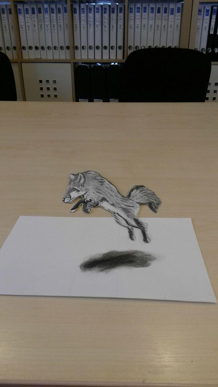 My 3D draw