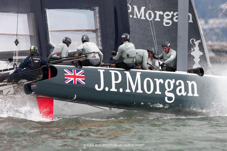 JP Morgan BAR