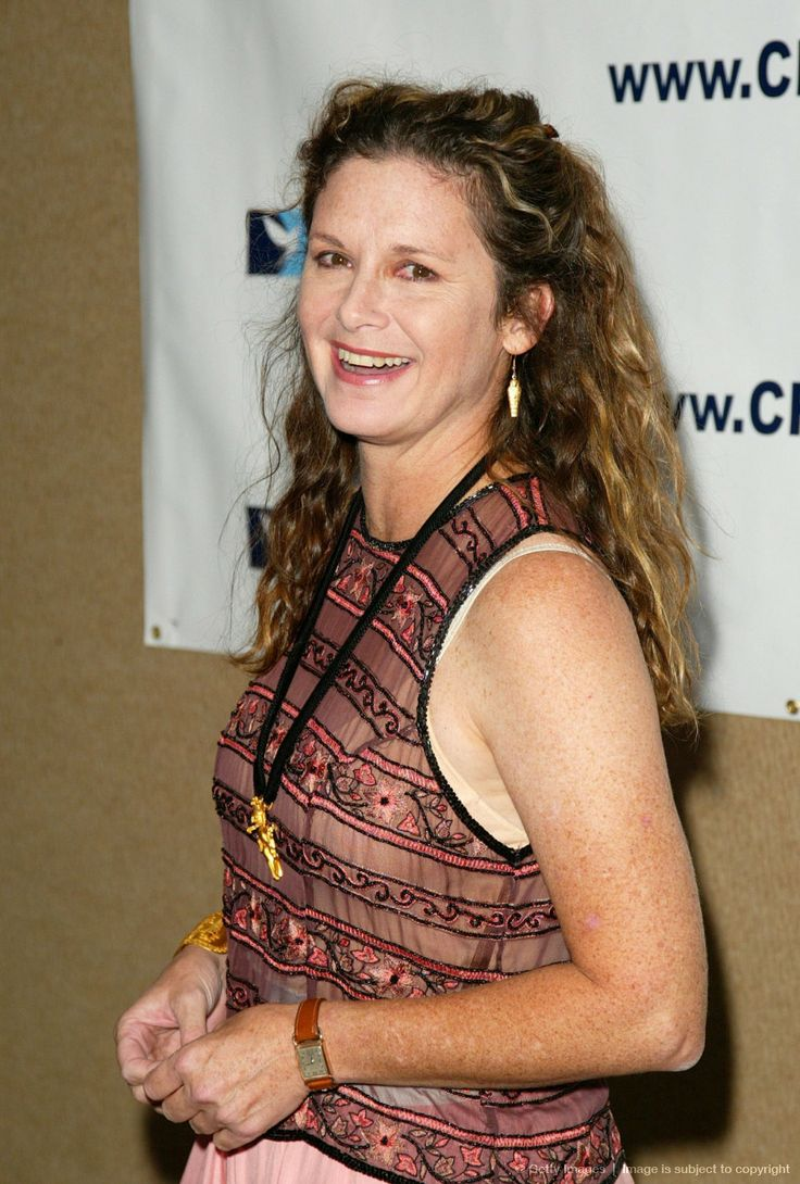 Stephanie Zimbalist at Christopher Reeve Birthday Bash