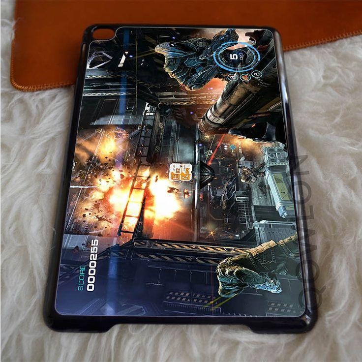 ALIEN FEAR GAME MOTIF iPad Mini Case