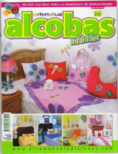 Revistas de manualidades Gratis: Revista decoracion de alcobas gratis