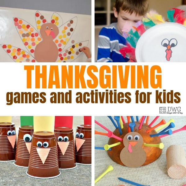 The Best Ideas For Thanksgiving Thanksgiving Activities For Kids