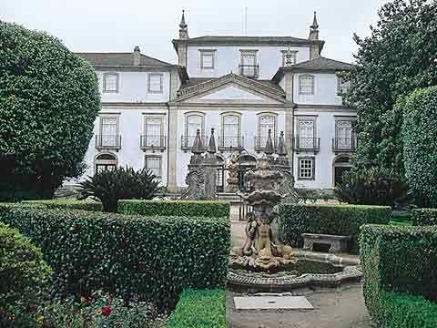 Palácio dos Biscainhos, Braga