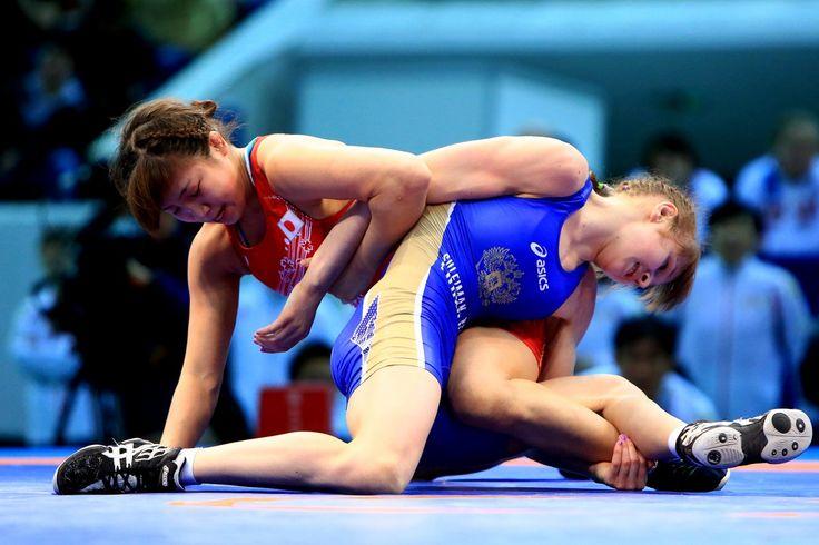 Japanese Women Blast Russia to Win Wrestling World Cup | United World Wrestling