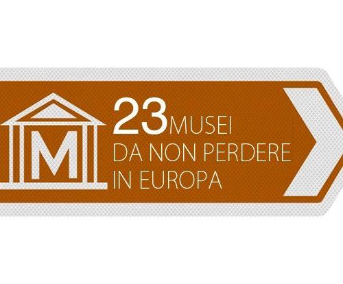 23 musei da non perdere in Europa | Volopiuhotel Blog
