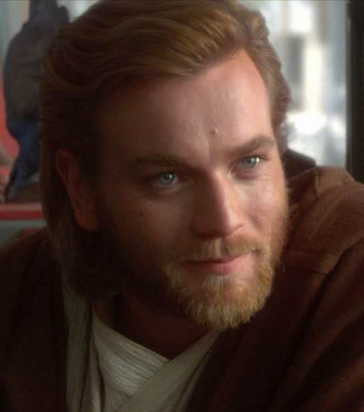 Obi-Wan Kenobi.  *heartthrob* o_o