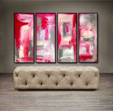 524 best AbstractArtColour3 images on Pinterest | Abstract paintings ...