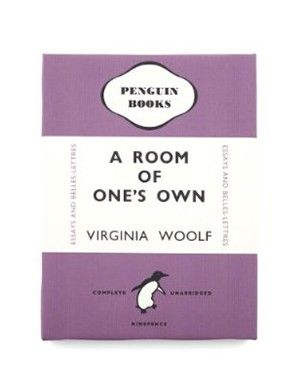 A classic - Woolf's essay about women and writing marks the birth of feminist literary criticism.