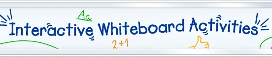 Interactive whiteboard activities for science and math from Scholastic