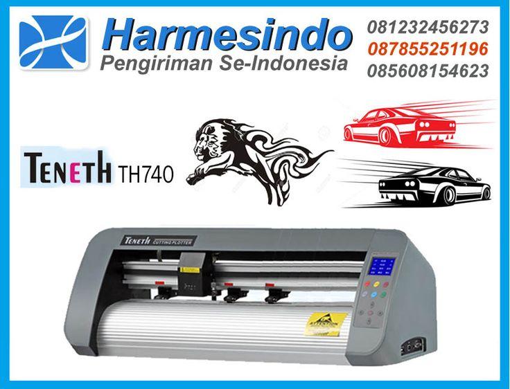 Mesin Cutting Sticker Teneth TH740