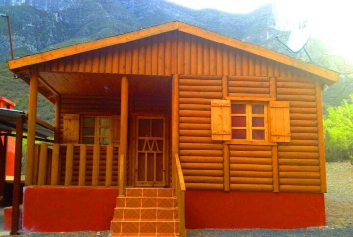 Las cabanas en bustamante sabinas hidalgo nuevo leon for Cabanas en mexico