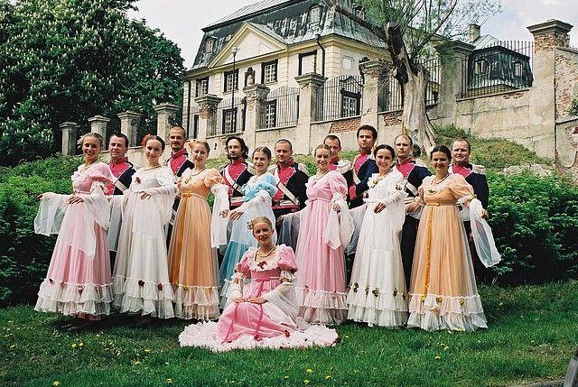 Płoniny , Studencki Zespół Pieśni i Tańca
