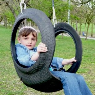 25 best ideas about tyres recycle on pinterest tires for Tyre swing ideas