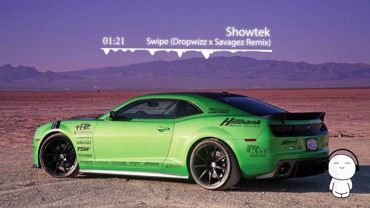 Showtek - Swipe Dropwizz x Savagez 'Festival Trap' Remix