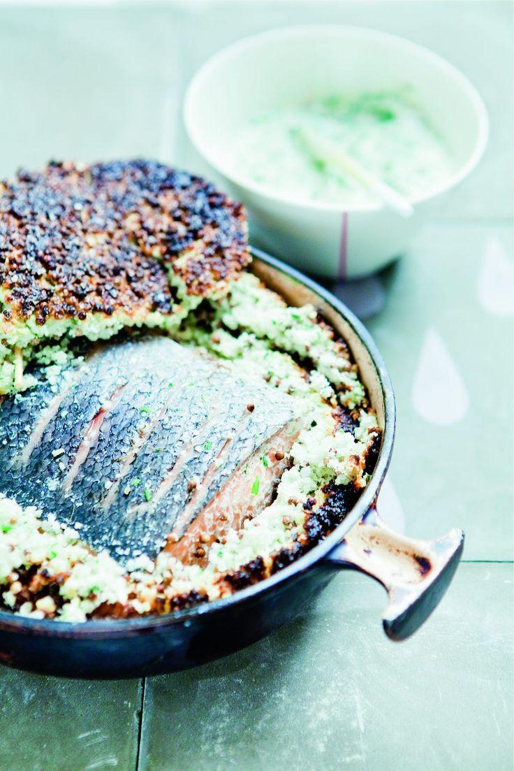 Le saumon en croûte de sel est une recette simple et gourmande à réaliser toute l'année. Vous pouvez parfumer votre croûte…