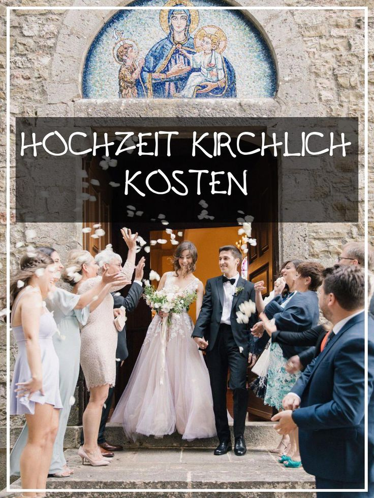 Hochzeit Kirchlich