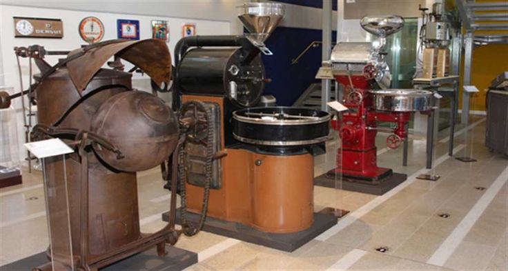 Expo Veneto: THE DERSUT COFFEE MUSEUM: .... from plant to cup, itinerary through the history of coffee. - Events