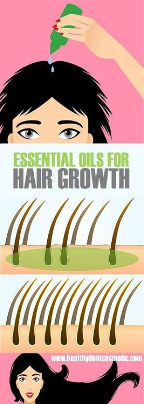 10 Best Natural Essential Oils for Quick Hair Growth!!