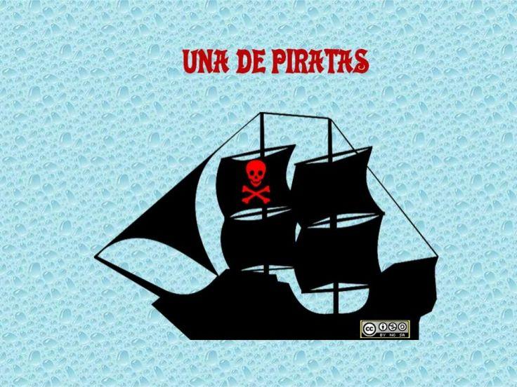 Planificación del proyecto colaborativo 'Una de piratas'. Se incluye descripción de actividades y recursos. Dirigido al profesorado.