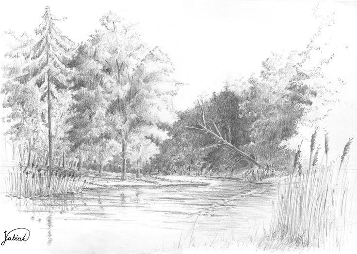 Landscape, 35x25cm