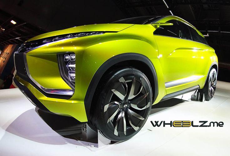 http://wheelz.me/mitsubishi-ex-concept/ ميتسوبيشي اي اكس الكهربائية الاختبارية – رؤيا التقنيات اليابانية ##EXConcept #Mitsubish #SUV #Conceptcar #CrossOver