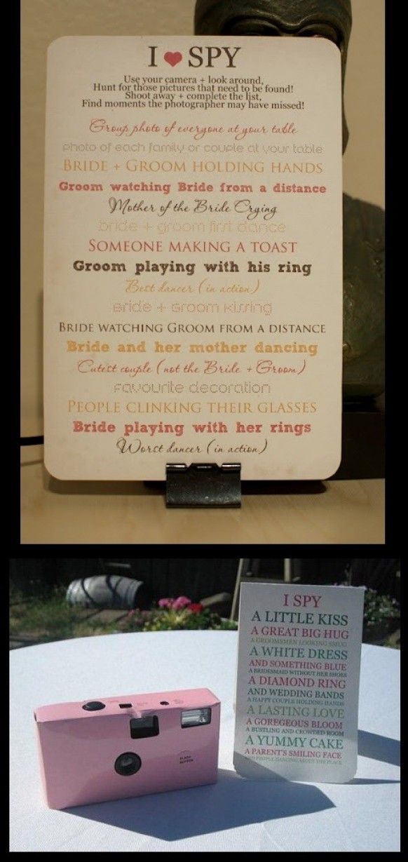 This is a fun way to get your family, #wedding guests & little children involved. #cute