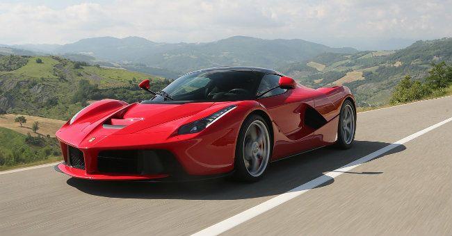 Ferrari Laferrari 2016 HD Wallpaper