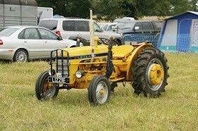 tracteur .Agricole