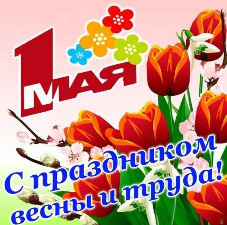 первый май праздник поздравление помогает раскрытии