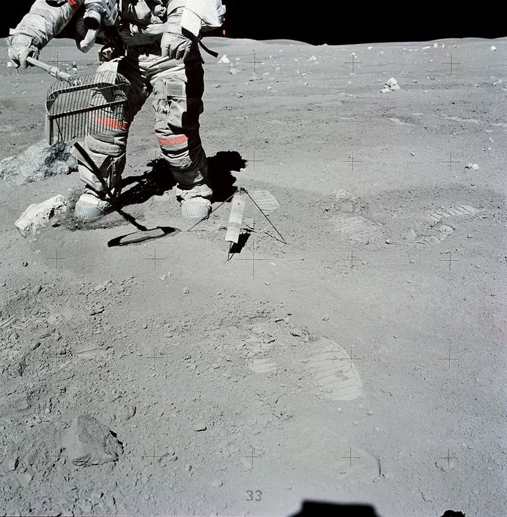 Apollo 16: NASA's 5th Moon Landing with Astronauts in Pictures