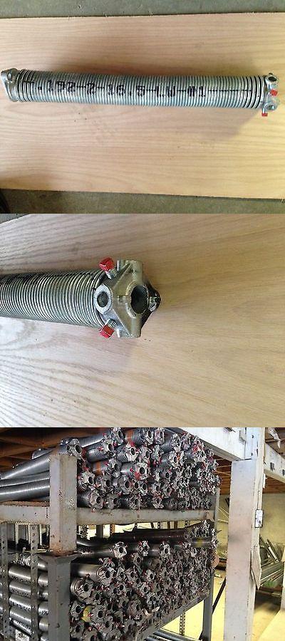 Garage Doors 115699: 1 New - 192 X 2 X 16.5 Galvanized Garage Door Torsion Springs Lhw Black Cone -> BUY IT NOW ONLY: $33.75 on eBay!