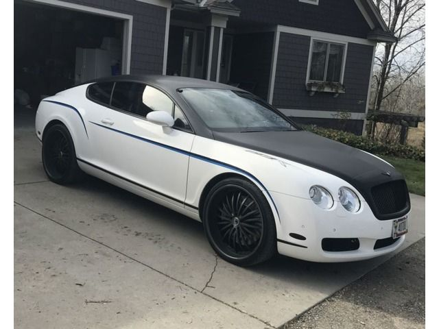 2005 Bentley Continental GT GT Coupe 2-Door