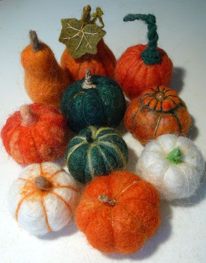 Over last two or three weeks these mini heritage variety pumpkins have been finding shape .I had been asked to make these some time ago but the season and the heat just did not assist. However, it...