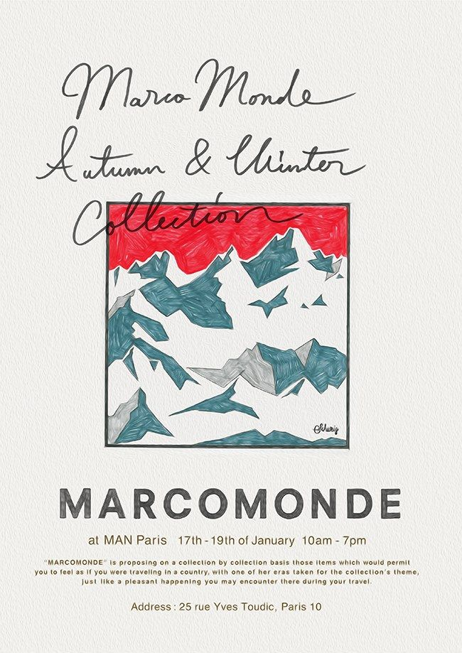 Marcomonde // pinterest: @hannahoverbeek