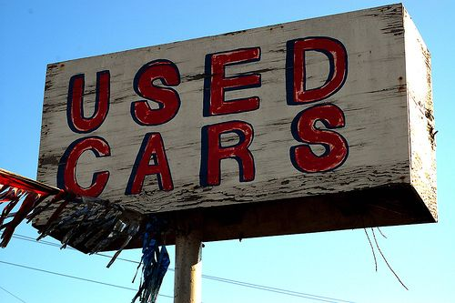 How to negotiate on a used car