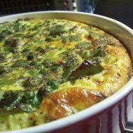 Fotografie receptu: Zeleninový nákyp s bramborovou kaší