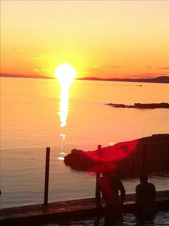 Halfmoon Bay Vacation Rental - VRBO 209762 - 3 BR Sunshine Coast Cabin in Canada, Waterfront Cabin with Pool and Hot Tub