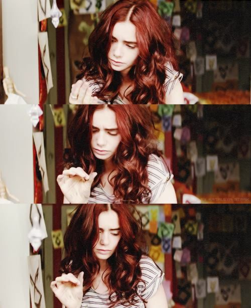 (Fc:Lily Collins) Hello, I'm Clary. I'm nineteen and a maid of princess Adeline. The Royal family took me in as a child and to make it short... It really helped. I mainly help her with her clothes, room, and all the stuff a maid usually helps with. I'm actually friends with her also. I'm excited to meet all of the selected and help with everything. I'm obviously single. Please introduce yourself!