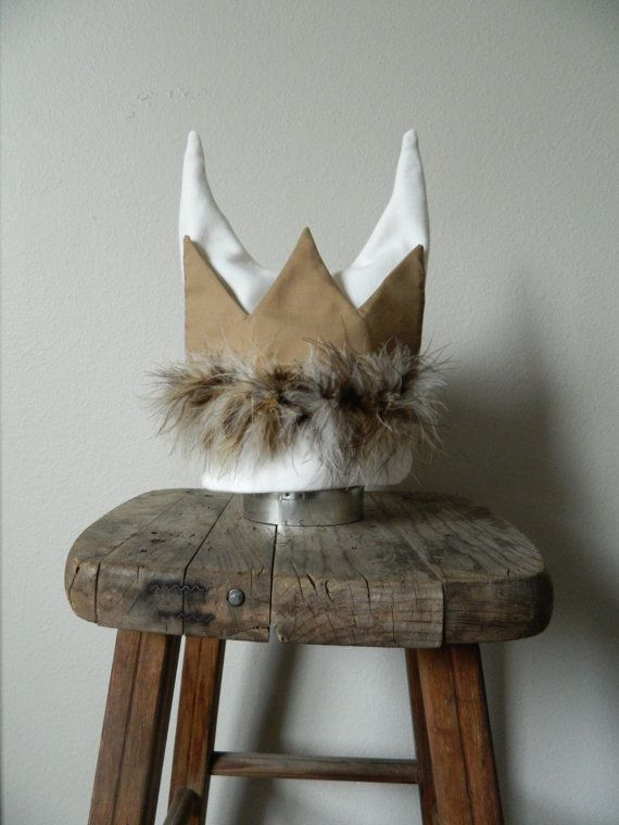 Where The Wild Things Are hat Birthday Hat by Forgoodnessake, $25.00