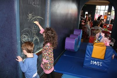 Baha Black Sheep Kids Cafe - Melbourne