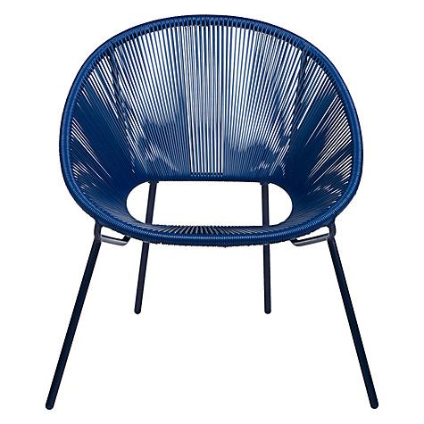 Buy House by John Lewis Salsa Garden Chair, Set of 2 Online at johnlewis.com