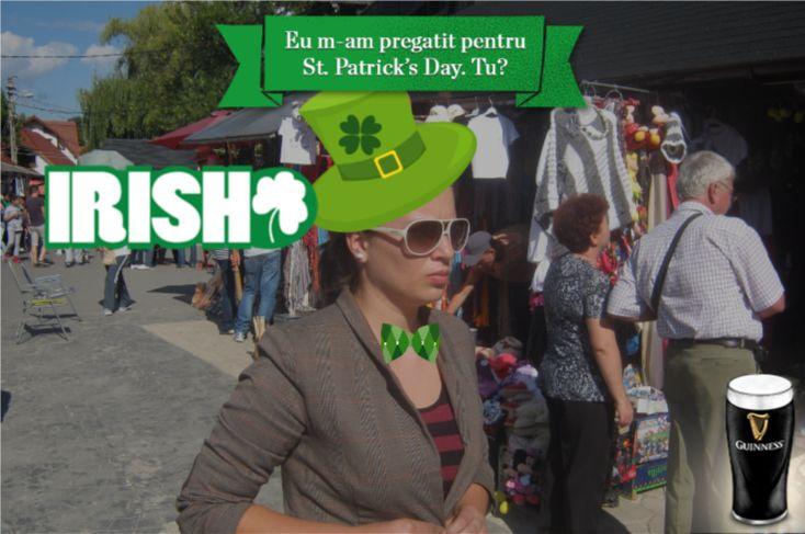 Te-ai pregatit pentru St. Patrick's Day?