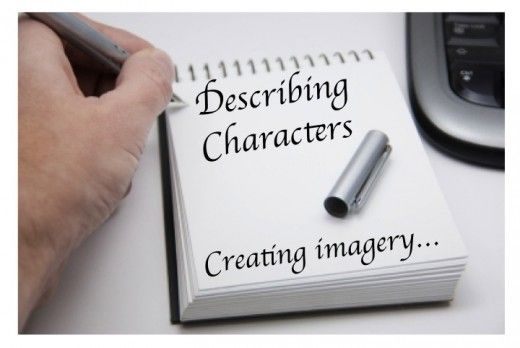 Writing Tutorials: Describing a Character, How to Describe and Create Characterization.