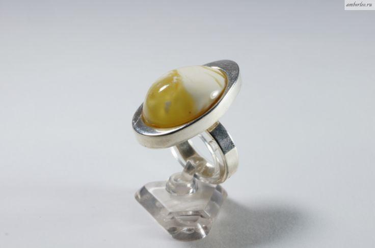 Янтарное кольцо КО049 wow and wow...