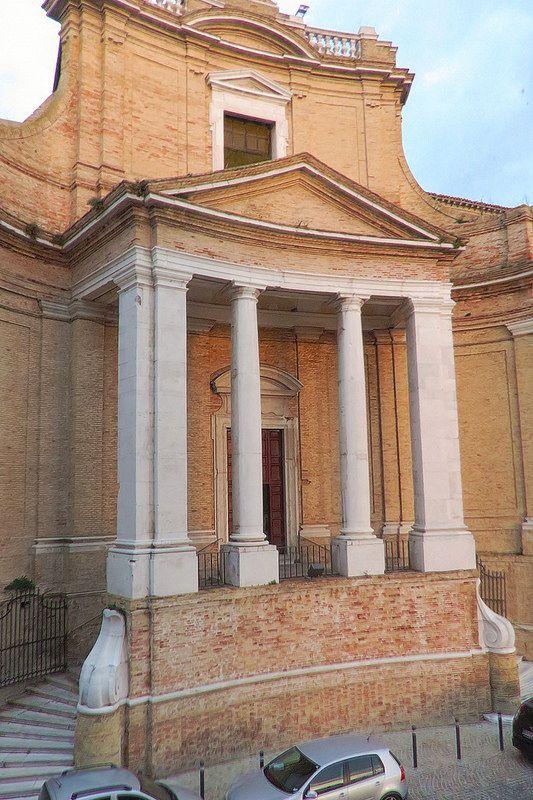 Ancona, Marche, Italy - Chiesa del Gesù by Gianni Del Bufalo
