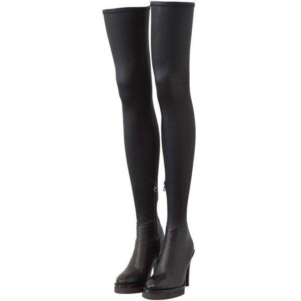 25  melhores ideias de Thigh high boots uk no Pinterest